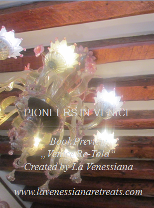 Pioneers in Venice Book cover